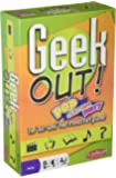 Playroom Entertainment Geek Out! POP Culture Party Card Game