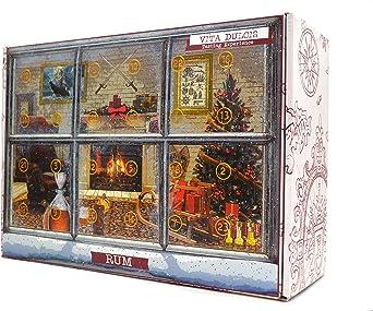 Vita Dulcis Rum Calendario de adviento Basic Edición 3-24x0.02l: Amazon.es: Alimentación y bebidas