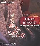 Fleurs à broder