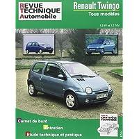 Revue Technique Automobile, n°558 Renault Twingo tous modéles