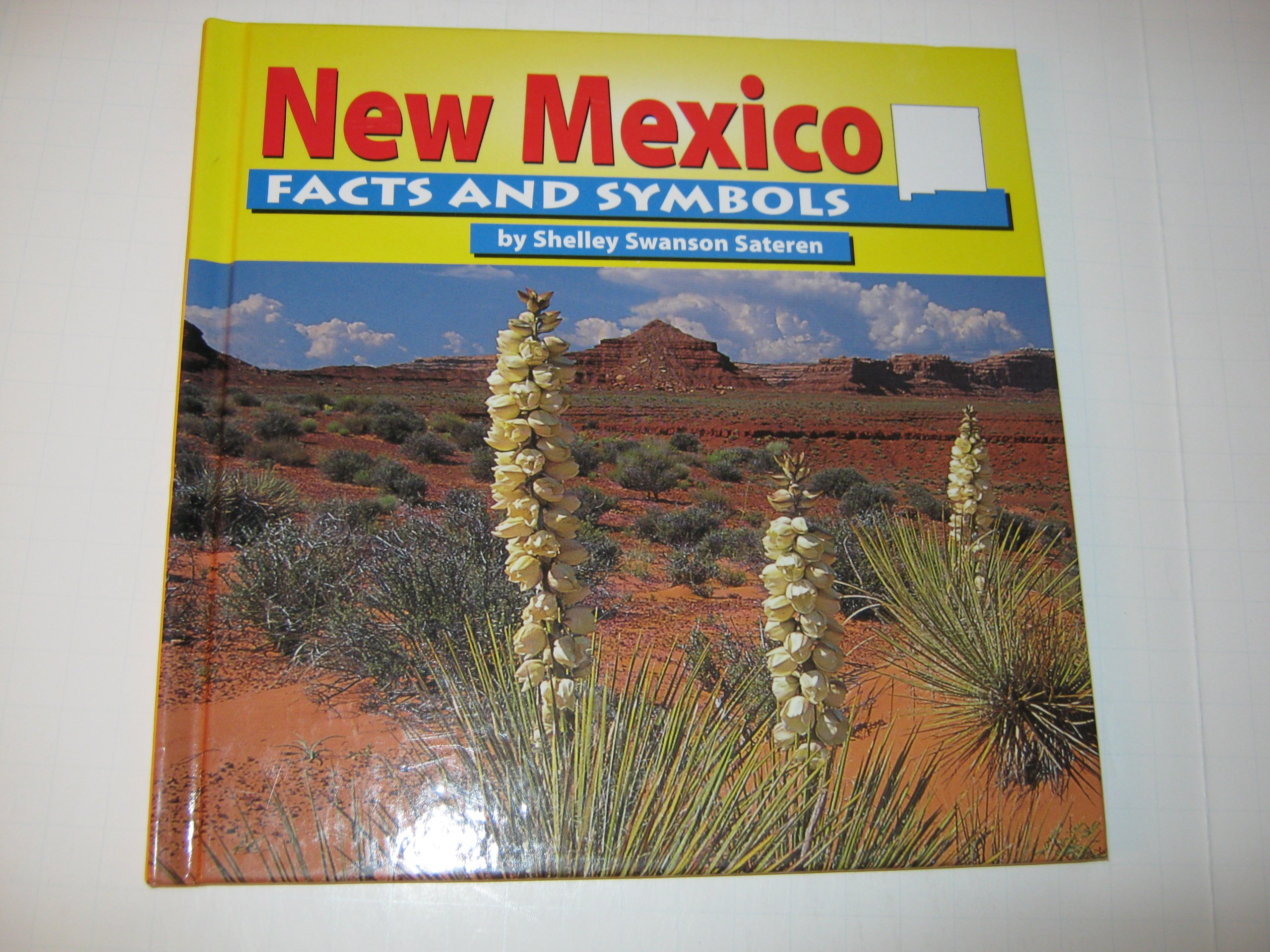 Amazon New Mexico Facts And Symbols The States Their Symbols