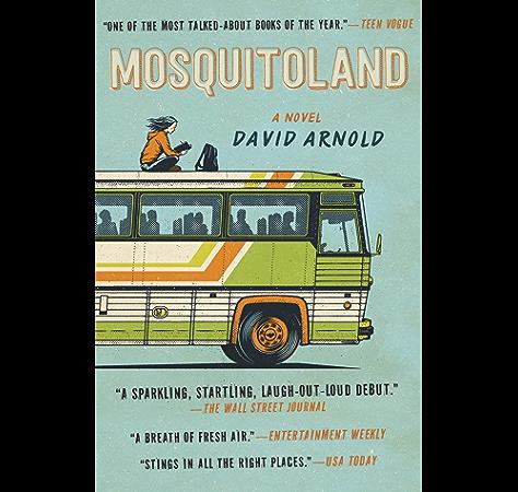 Mosquitoland Ebook Arnold David Kindle Store Amazon Com
