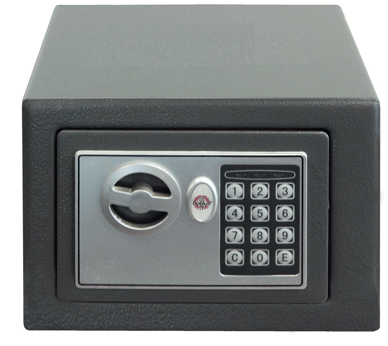 Domus HE/0 - A Safe Mobile Electrónica, Oscuro Gris Oscuro Electrónica, f58ad6