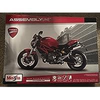 Maisto- Kit de Montaje del Modelo Ducati Monster