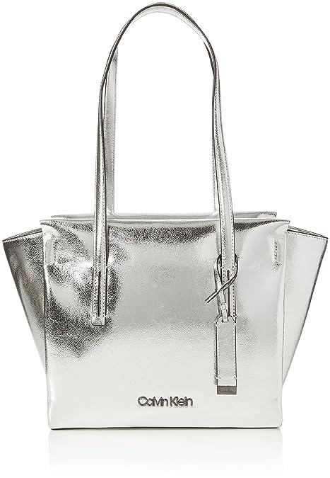 Calvin Klein Frame Medium Shopper Monogram baebdec76a5
