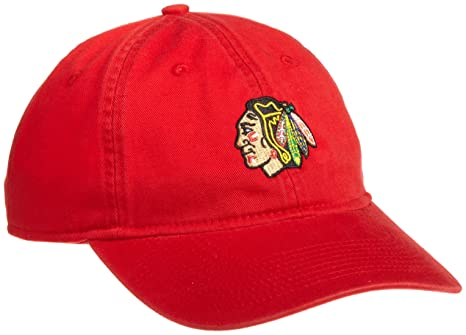 Amazon.com   NHL Women s Basic Slouch Adjustable Cap a8c9dae398c0