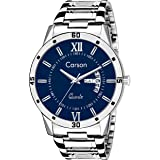 Carson Analogue Blue Dial Men's Watch - 8903554801876