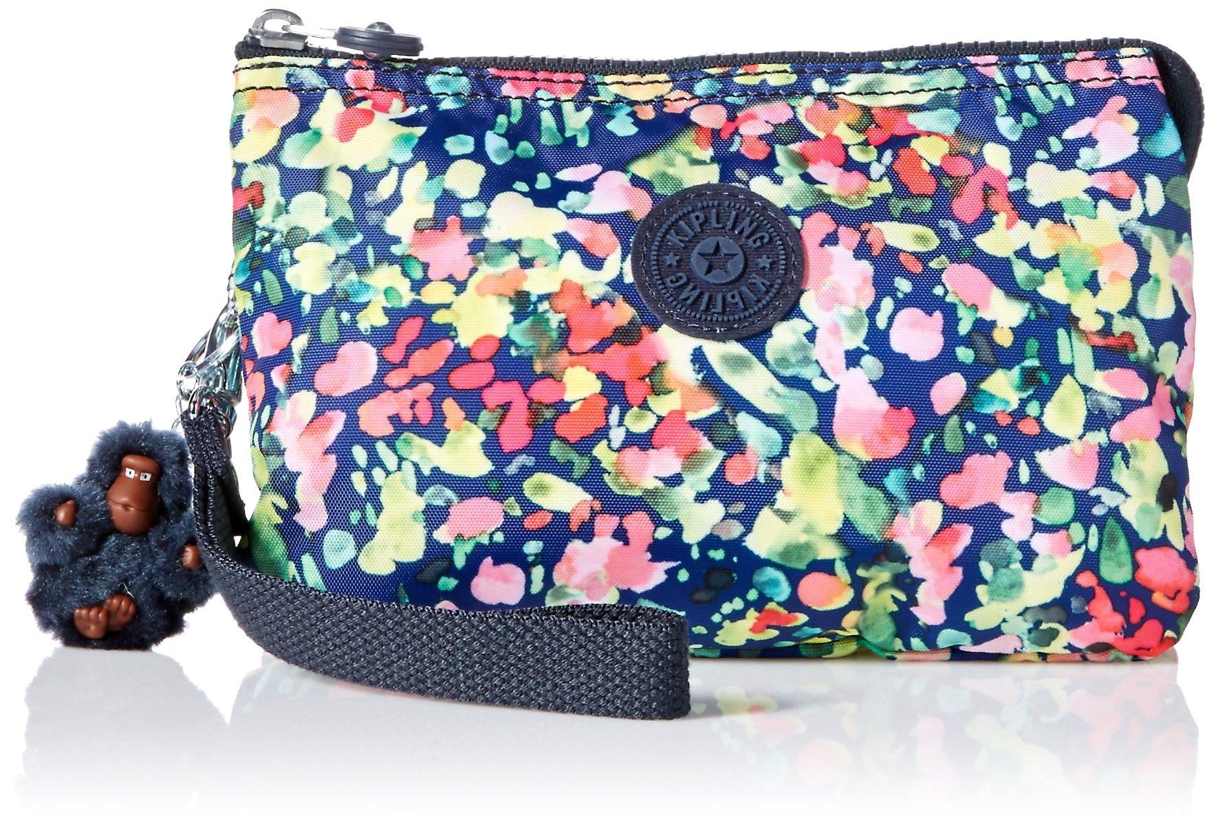 Kipling Creativity XL Sweet Pouch, Bouquet