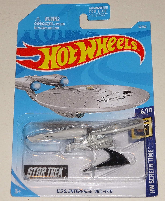Enterprise NCC 1701 Vehicle Hot Wheels U.S.S