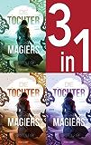 Die Tochter des Magiers Band 1-3: Die Diebin / Die Gefährtin / Die Erwählte (3in1-Bundle): Die komplette Trilogie - Drei Romane in einem Band (German Edition)