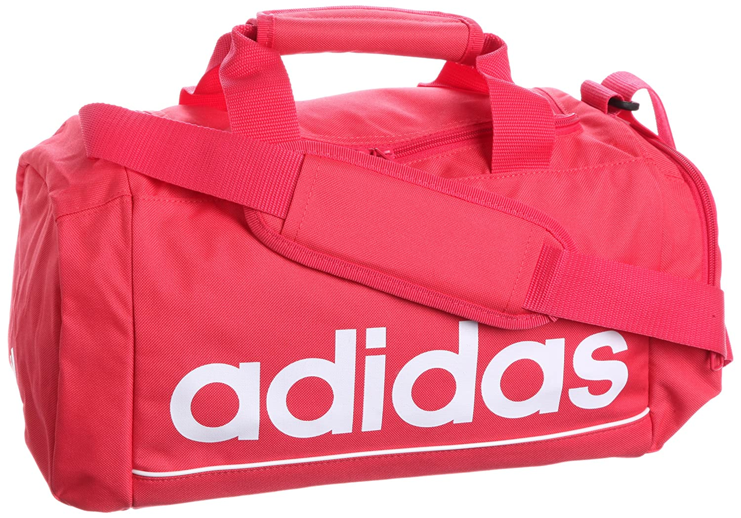 f4086f417075 adidas Linear ESS TBXS 548958257 Sports Bag 18.2 litres in Joy White   Amazon.co.uk  Sports   Outdoors