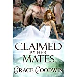 Claimed by Her Mates (Interstellar Brides Book 3)