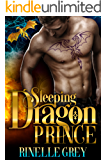 Sleeping Dragon Prince (Return of the Dragons Book 4)