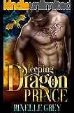 Sleeping Dragon Prince (Return of the Dragons Book 3)