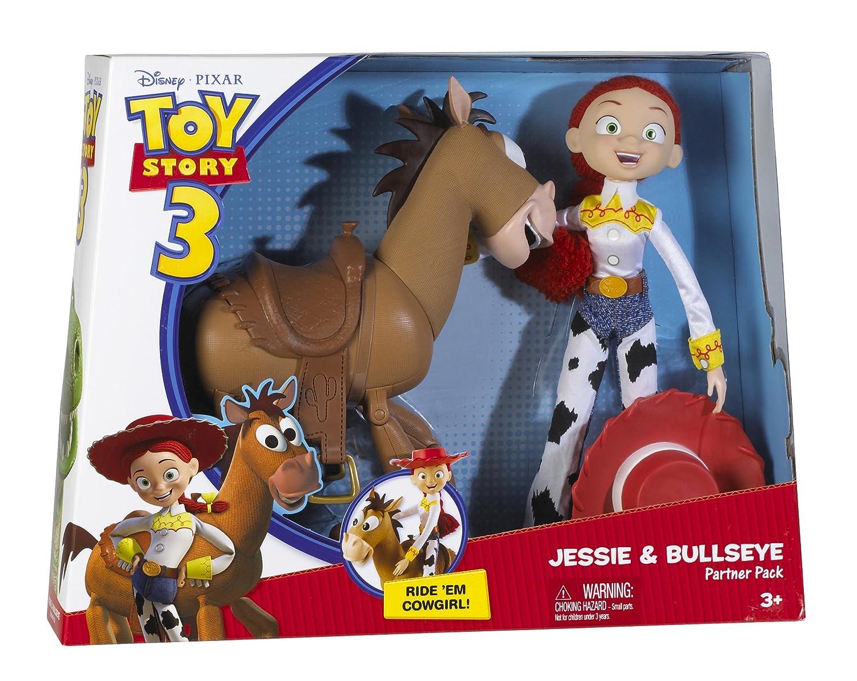 DisneyPixar Toy Story Jessie  Bullseye Partner Pack Figures