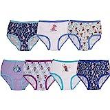 Disney Frozen Girls Panty multipaquetes Ropa Interior para Niñas