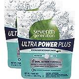 Seventh Generation Dishwasher Detergent Packs, Ultra Power Plus, 86 Count