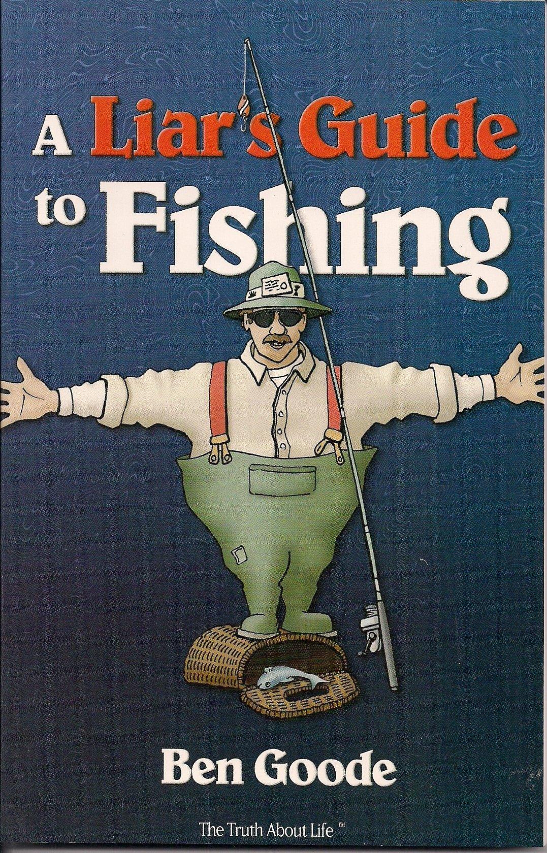 Read Online Liar's Guide to Fishing pdf epub