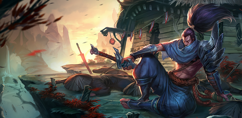 Amazon.com: Yasuo League of Legends Live Wallpaper: Appstore for Android