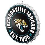 Jacksonville Jaguars 2016 Bottle Cap Wall Sign