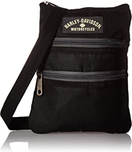Harley Davidson X-Body Sling, Black, One Size
