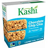 Kashi Crunchy Chocolate Chip Chia Granola Bars - Vegan, 5 Pouches, 2 Bars Per Pouch