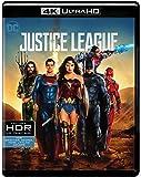 Justice League (4K Ultra HD) [Blu-ray]