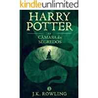 Harry Potter e a Câmara dos Segredos (Portuguese Edition) book cover