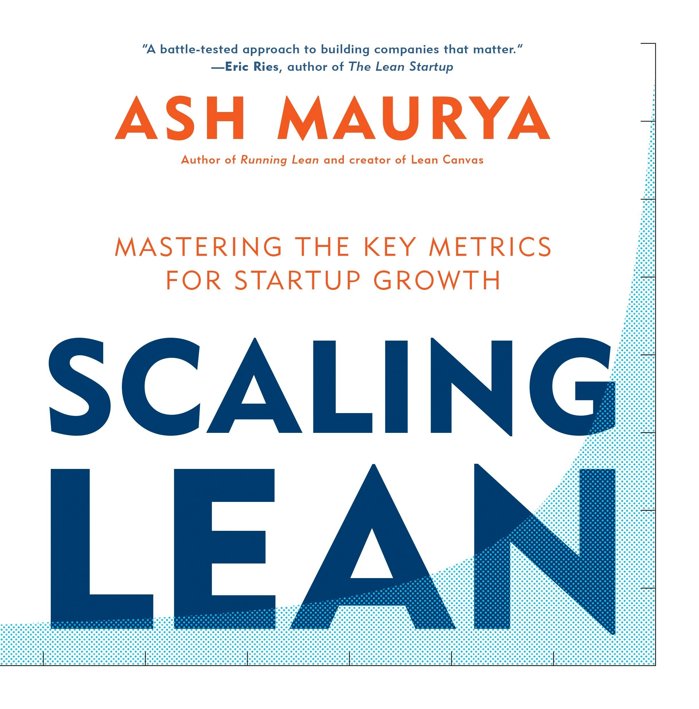 Scaling Lean Mastering Metrics Startup product image