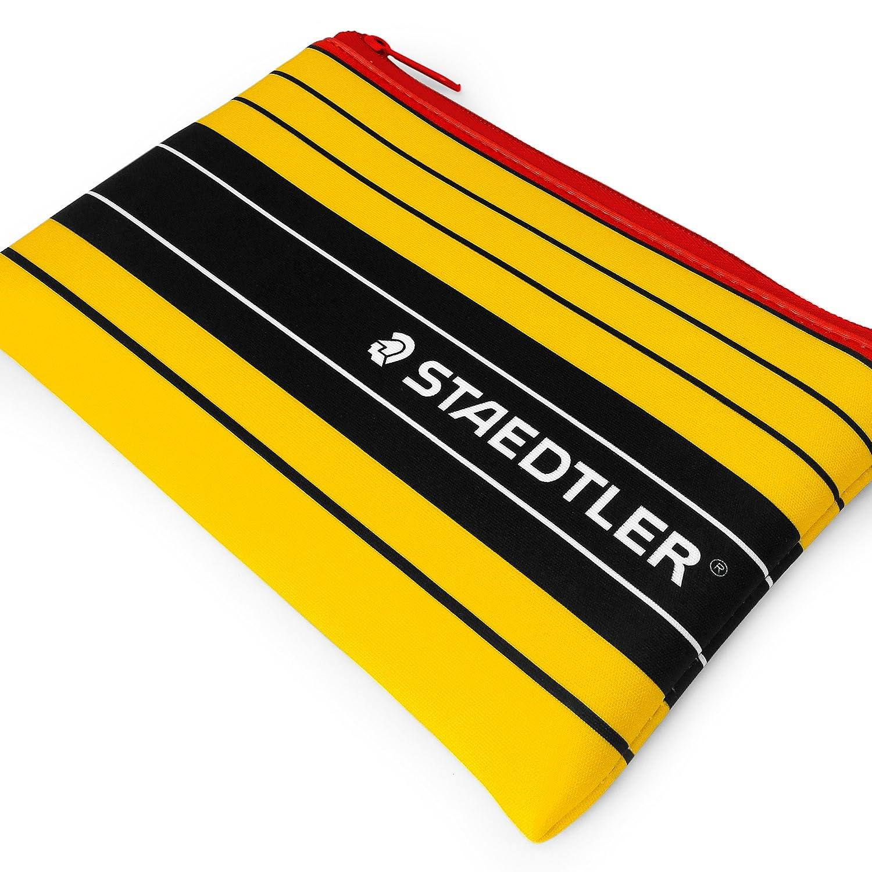 Noris Club Staedtler indispensabile per la scuola e il liceo con astuccio Staedtler coordinato set di matite e strumenti di calcolo