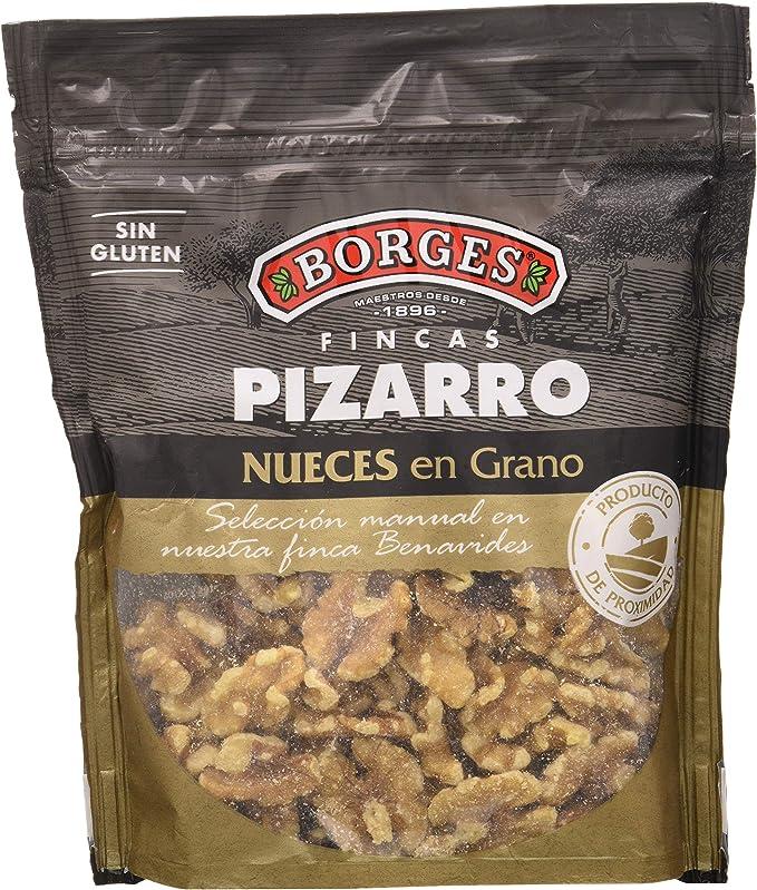 Borges Pizarro - Nuez En Grano 160 g: Amazon.es: Alimentación y bebidas