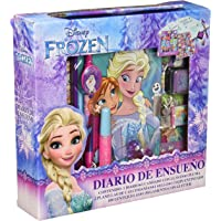 Berry Hip Diario de Ensueño de Frozen con Candado