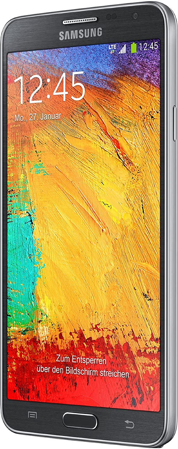 Amazon.com: Samsung Galaxy Note 3 NEO N7505 Factory Unlocked GSM 4G LTE  Smartphone With S Pen Stylus   Black: Cell Phones U0026 Accessories