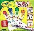 Crayola Emoji Maker,Stamp Marker Maker, Art Activity andArt Supplies,Cool Gift for Kids, Easy Craft for Kids