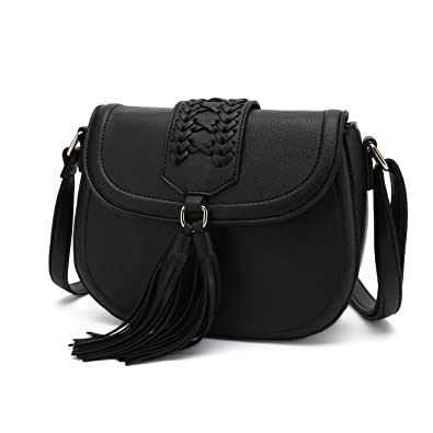 Tassel Crossbody Purses For Women Small Shoudler Bags