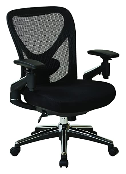 Proline Ii 27283 Progrid Mesh Seat And Back 2 To 1 Synchro Tilt