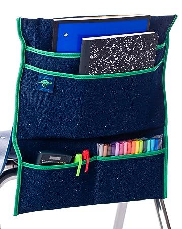 chair organizer. aussie pouch over the chair pocket storage organizer amazon.com