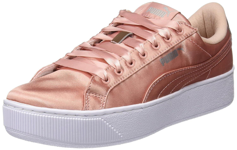 Puma Vikky Platform EP, Sneaker Donna Beige (Peach Beige-peach Beige)
