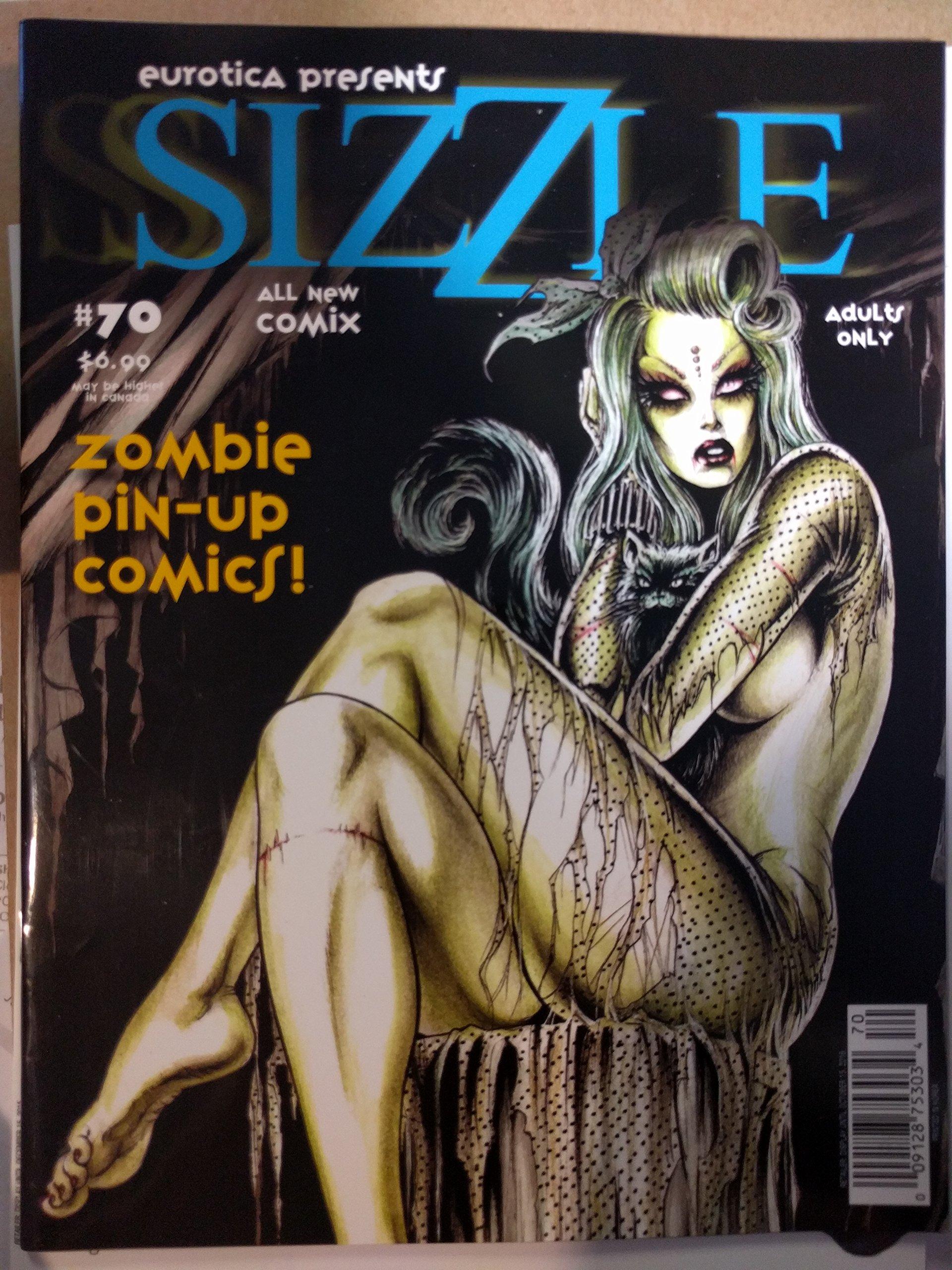 Read Online eurotica presents SIZZLE #70 pdf epub