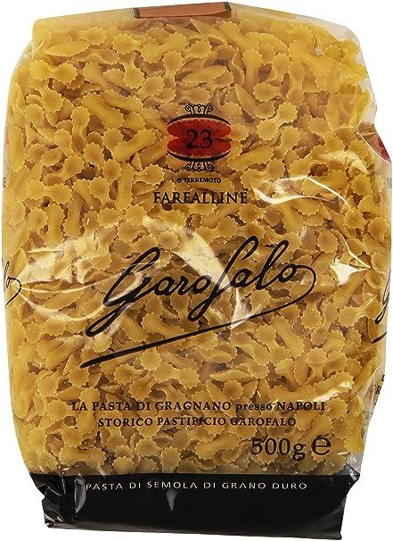 Garofalo - Farfalline, pasta di semola di grano duro - 500 g