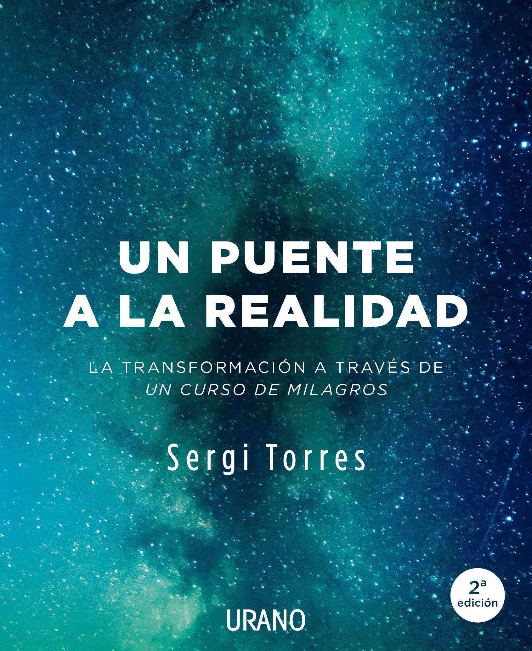 Un puente a la realidad (Crecimiento personal): Amazon.es: SERGI TORRES  BALDÓ: Libros