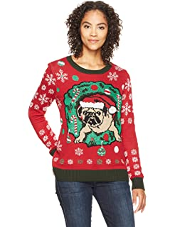 3f6f46406c27 Ugly Christmas Sweater Company Women's Country Xmas at Amazon ...
