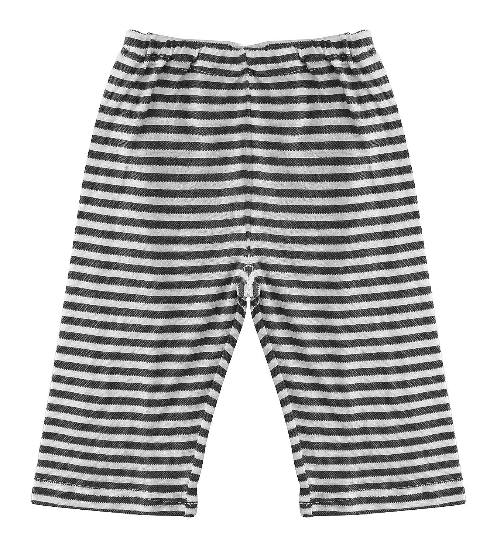diandiandidi Baby Boy Summer Clothes Outfit Cotton Short Sleeve Tee and Shorts Pajama Set 6PCS