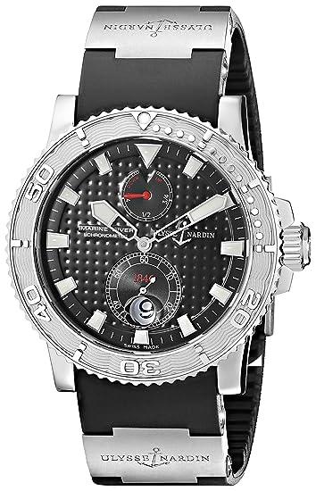 Ulysse Nardin 263-33-3/92 - Reloj de pulsera hombre, color