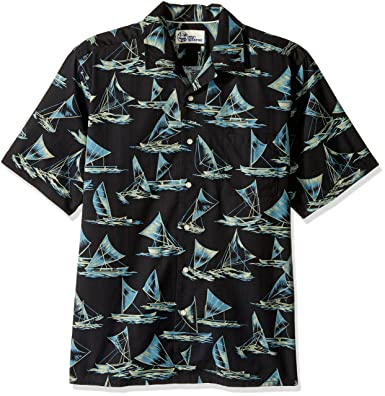 Aberdeen Outlet Wiki Holo Kiki Sail Print Classic Fit Shirt Clearance Cheap Real Clearance Low Price Fee Shipping w9gQRsiH