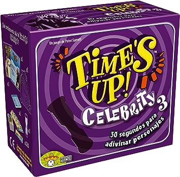 Asmodee - Times Up! Celebrity 3, Juego de Mesa (Repos TUP03ES): Amazon.es: Juguetes y juegos