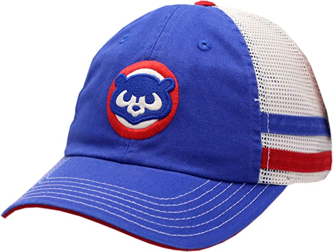 huge selection of a9544 13498 ... hat cap b522c promo code for american needle chicago cubs snapback  trucker mesh 84 logo 2 tone 5b5bd f40e7 ...