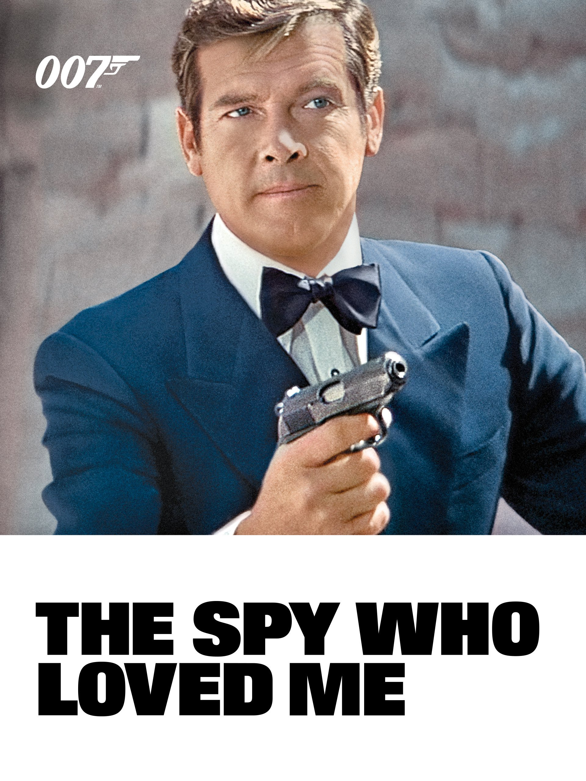 Amazon The Spy Who Loved Me Roger Moore James Bond Curt