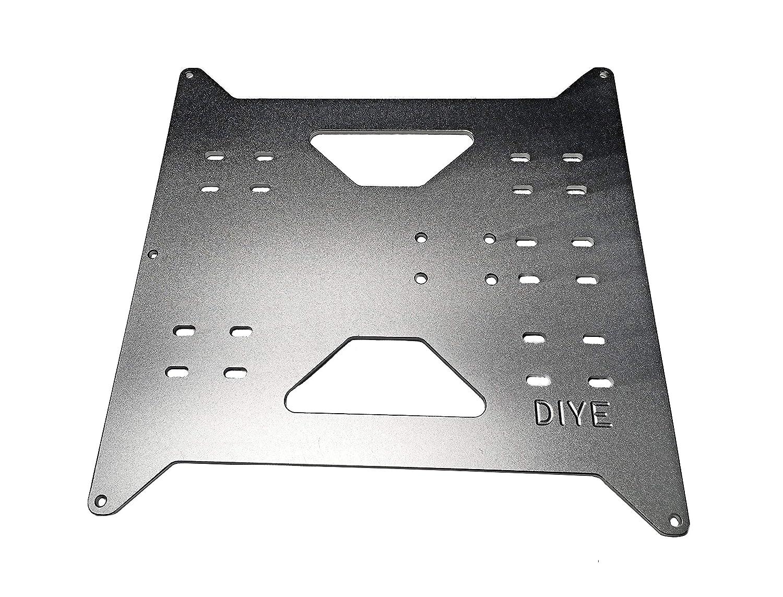 DIYE] Y Carriage Plate Upgrade para impresoras 3D Maker Select y ...