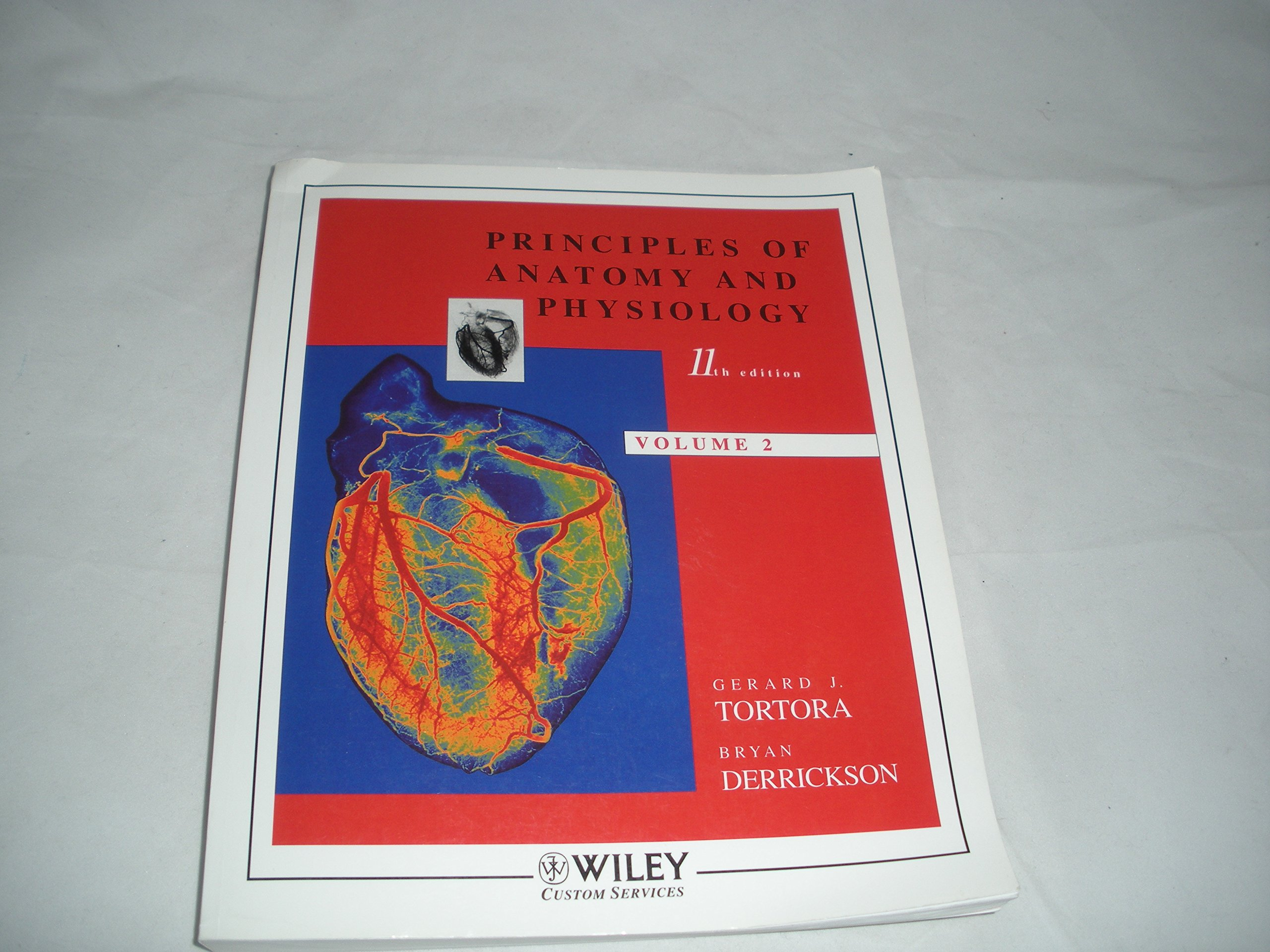 Principles of Anatomy and Physiology, Volume 2, 11th Edition ...